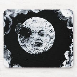 La de dans de Le Voyage Lune/voyage à la lune 1902 Tapis De Souris