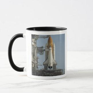 La découverte de navette spatiale repose prêt mug