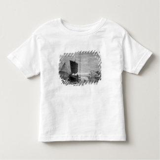 La découverte du Groenland T-shirt Pour Les Tous Petits