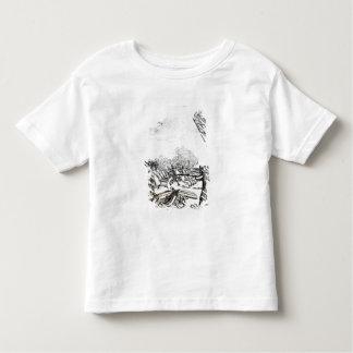 La défaite des rebelles à la bataille de t-shirt pour les tous petits