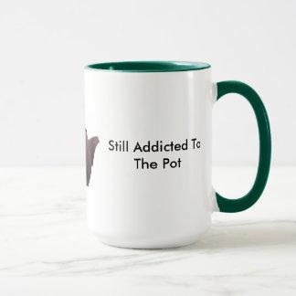 La dépendance de pot tasses