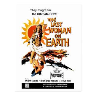 """""""La dernière femme carte postale sur terre"""""""