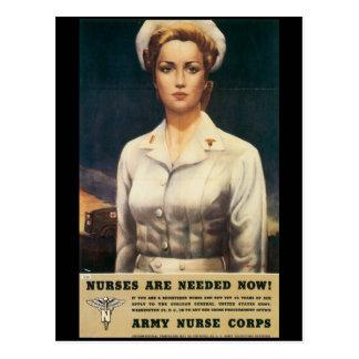 La deuxième guerre mondiale nécessaire carte postale