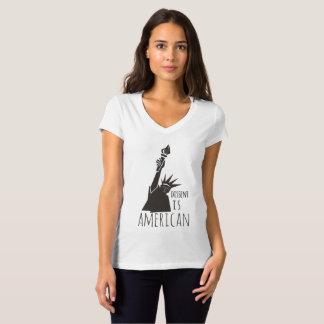 La dissidence est américaine t-shirt