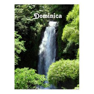 La Dominique Carte Postale