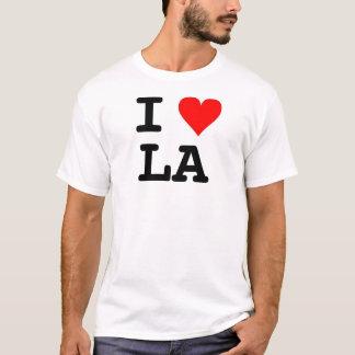 LA du coeur I T-shirt