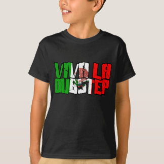 La Dubstep Camisetas de vivats T-shirt
