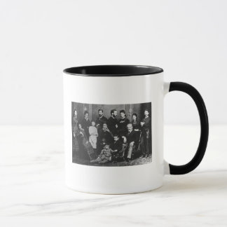 La famille de Freud, c.1876 Mug