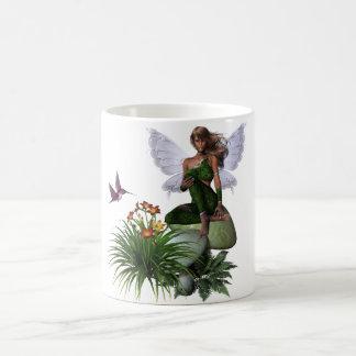 La fée de champignon mug