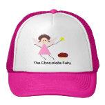 La fée de chocolat casquettes