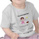 La fée de chocolat t-shirt