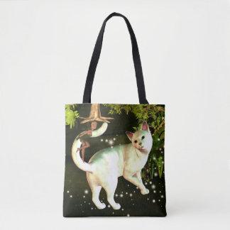 La fée et le sac de chat
