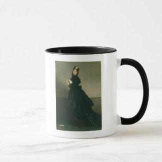 La femme avec le gant, 1869 tasses