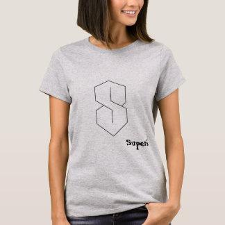 La femme superbe peut le faire T-shirt