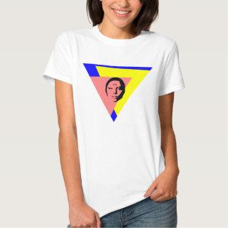 La femme Tout-Voyante T-shirts