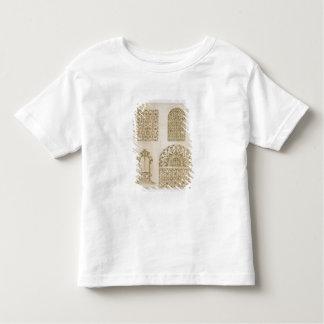 La ferronnerie islamique grille pour des fenêtres t-shirt pour les tous petits