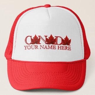 La feuille d'érable du Canada de casquette de