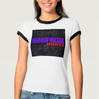 La fibromyalgie blesse le T-shirt