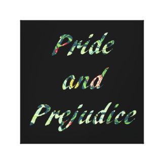 La fierté et le préjudice de Jane Austen Toile