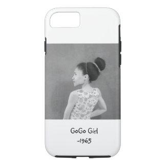 La fille GoGo a inspiré le coque iphone de photo