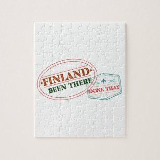 La Finlande là fait cela Puzzle