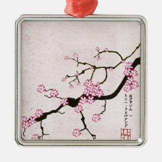 la fleur antique 5 des fernandes élégants ornement carré argenté