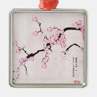 la fleur antique 9 des fernandes élégants ornement carré argenté