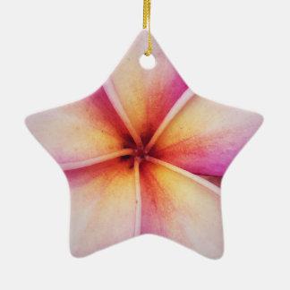 La fleur de Frangipane Dble-A dégrossi ornement