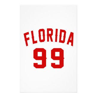 La Floride 99 conceptions d'anniversaire Papeterie