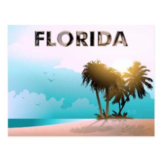 La Floride Carte Postale