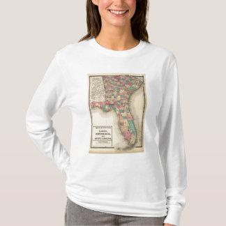 La Floride, la Géorgie, et la Caroline du Sud 2 T-shirt