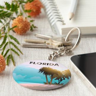 La Floride Porte-clé Rond