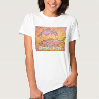 La Floride verrouille des fruits de mer T-shirts