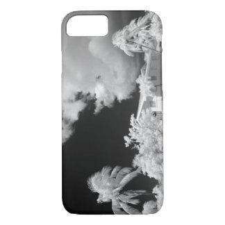 La Floride verrouille la maison et ses palmiers, Coque iPhone 7