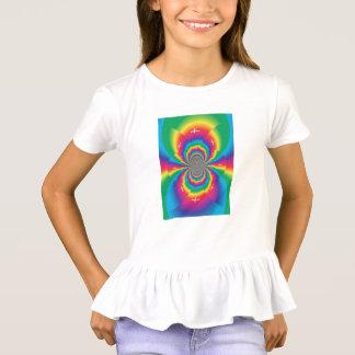 La foi des filles est beau T-shirt