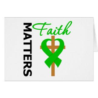 La foi importe infirmité motrice cérébrale carte de vœux