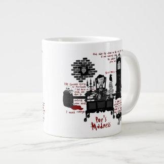 """La """"folie du Poe"""" (tasse de version 2) Mug"""