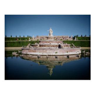 La fontaine de Latona Cartes Postales