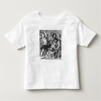 La forge de Vulcan T-shirt Pour Les Tous Petits