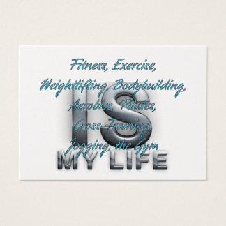 La formation SUPÉRIEURE est ma vie Cartes De Visite