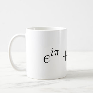 La formule d'Euler Mug