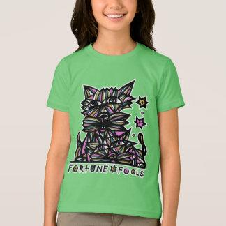 """La """"fortune dupe"""" le T-shirt américain de"""