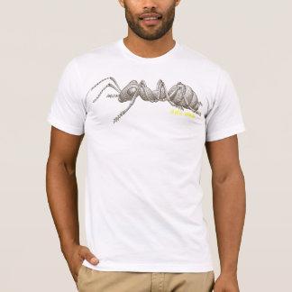 La fourmi de Brown T-shirt