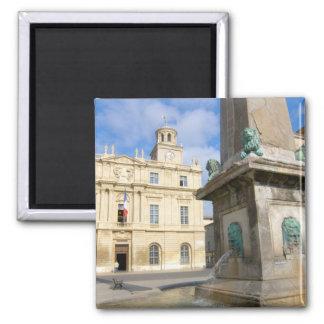 La France, Arles, Provence, La de l'endroit De Magnet Carré