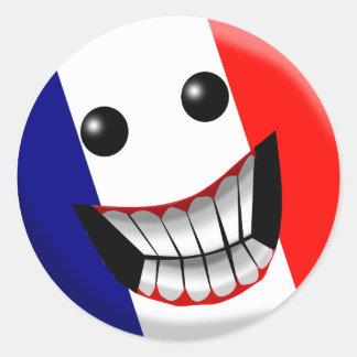 La France Adhésifs Ronds