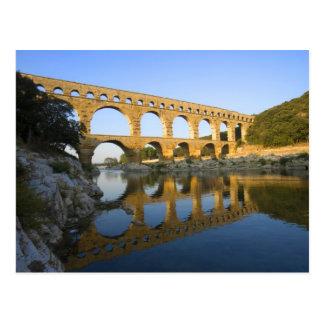 La France, Avignon. L'aqueduc romain de Pont du le Carte Postale