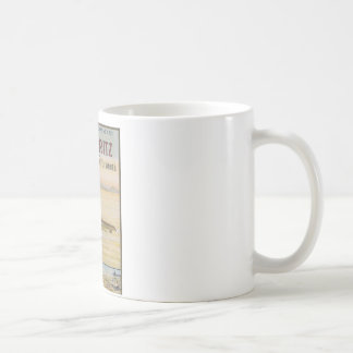 La France Biarritz Mug Blanc
