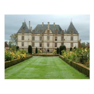 La France, Bourgogne, Cormatin, Chateau de Carte Postale