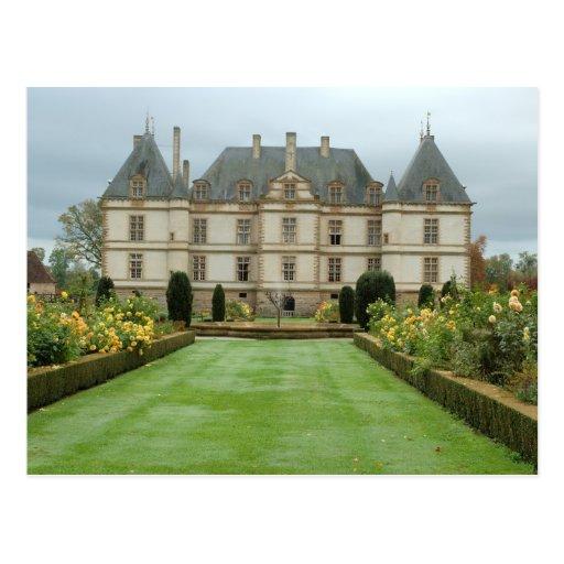 La France, Bourgogne, Cormatin, Chateau de Cormati Carte Postale