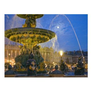 La France, Ile de France, Paris, endroit de Carte Postale